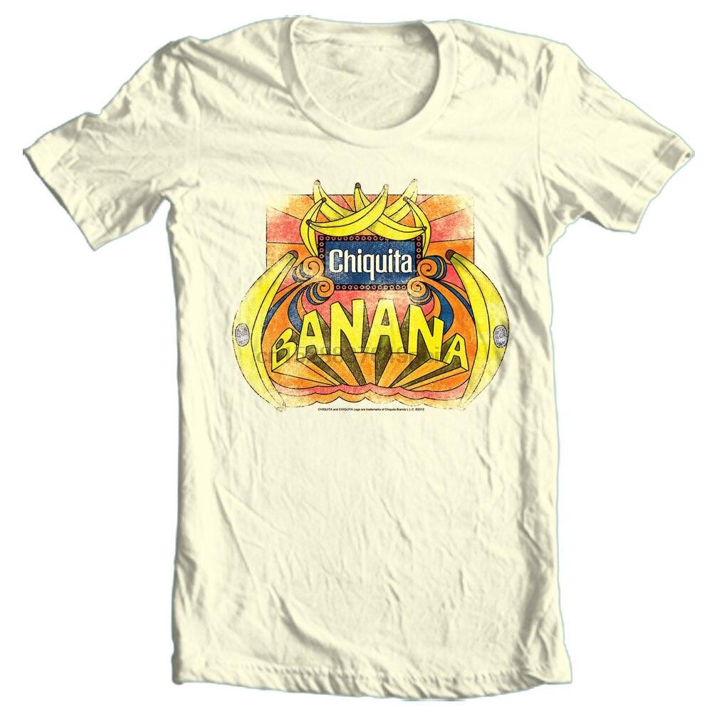 Bananes Chiquita nourriture fruits frais Ventilateur T Shirt