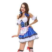 Сексуальный костюм на Хэллоуин для женщин сексуальное платье