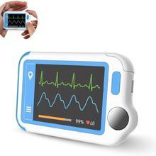 ЭКГ/ЭКГ монитор портативный монитор сердечного ритма с ПК отчет, сердечного здоровья фитнес-трекер Viatom Heartmate