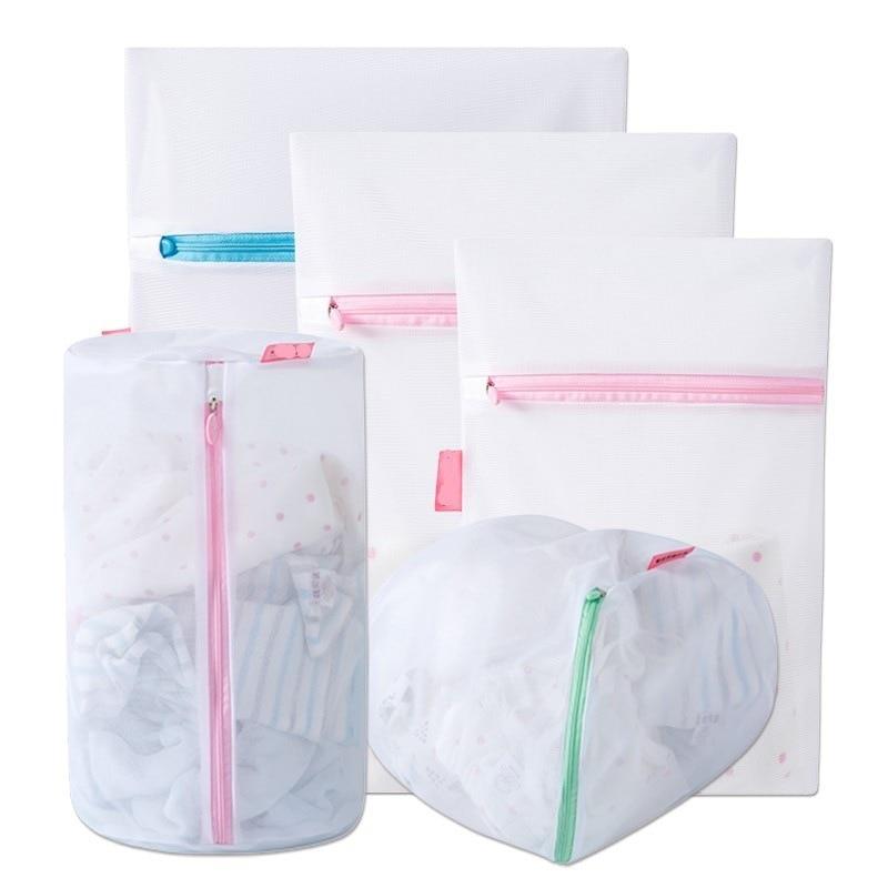 Xian Clothing Bag Socks Washing Bag Dry Cleaners Net Pocket Washing Machine Spin-dry Bag String Bag Thick Underwear Bra Care Was