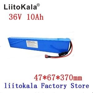 Image 2 - LiitoKala 36V 10Ah 42V 18650 Streifen lithium ionen batterie pack mit 20A BMS Für ebike elektrische auto fahrrad motor roller 600Watt