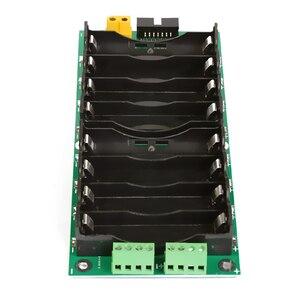 Image 4 - 16V 18650 support de batterie bricolage batterie externe 4S BMS équilibreur de batterie 30A 90A 16V boîte de batterie pour bricolage Kit Ebike Batteries de voiture électrique