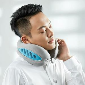 Image 5 - Original MI Mijia LF Neck Pillow Neck Relax Muscle Sleep Pillow U Shape Neck Cushion Comfortable Pillow For Home Office Travel
