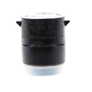 Image 4 - PDC sensörü için Peugeot 307 308 407 Rcz ortağı Citroen C4 C5 C6 PSA966382157/6590 a5 9663821577XT PSA 9663821577 9663821577XT