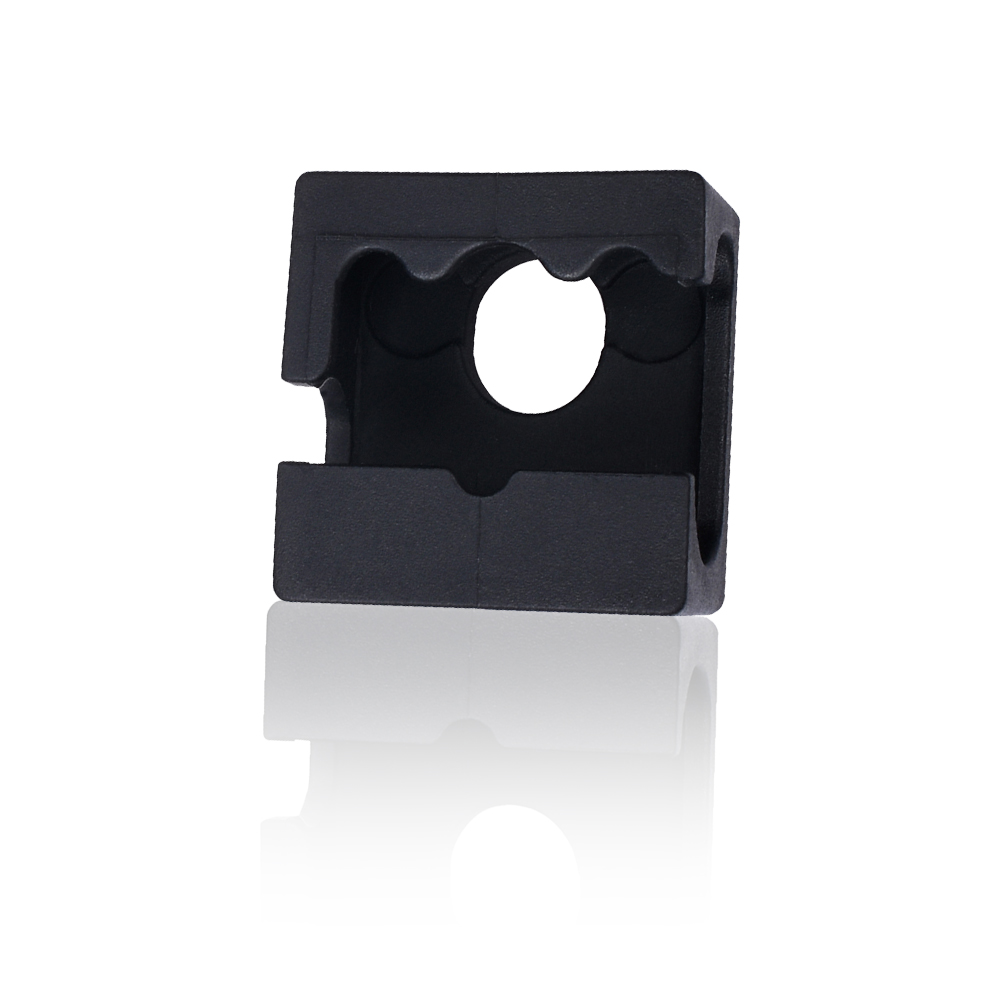 Silicone Heater Block Sleeve Covers Nozzle Accessory For Creality CR-10//Ender 3
