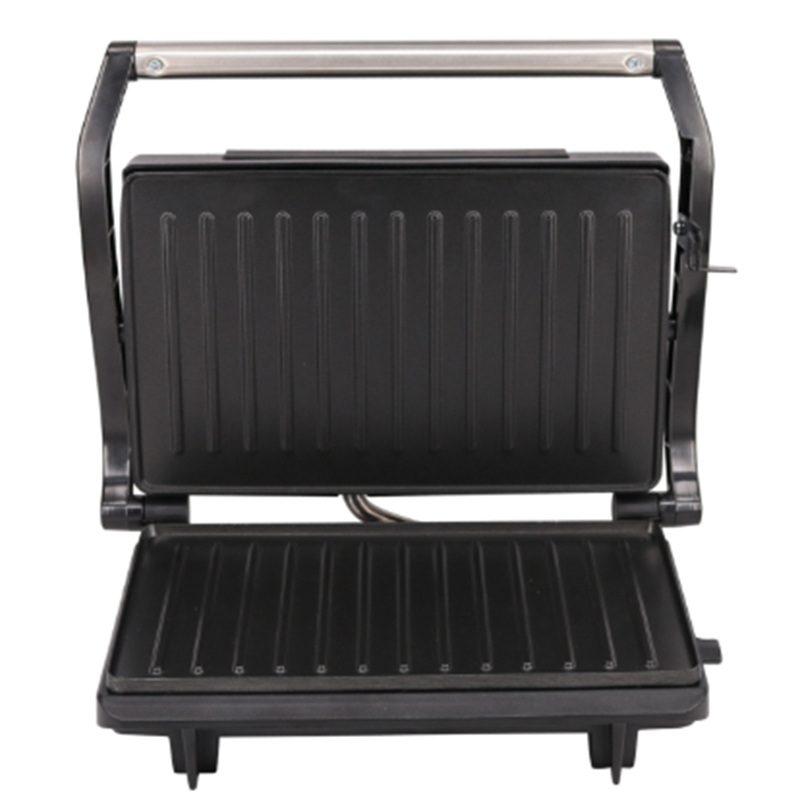 Electric Grill Household Barbecue Machine Smokeless Grilled Meat Sandwich Maker Breakfast Hamburger Machine To Toast Bread Steak|Bread Makers| |  - title=