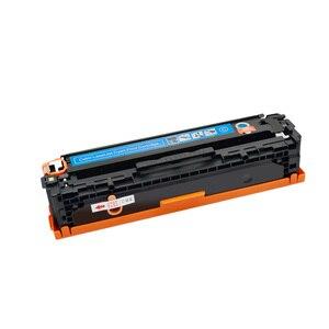 Image 4 - Cartucho de tóner Compatible con Dat CF540A CF541A CF542A CF543A CF540 para H P Laserjet M254 M254nw M254dw MFP M281fdw M281fdn M280nw