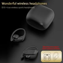 B10 TWS Wireless Bluetooth charging Headphones Sports Ear ho