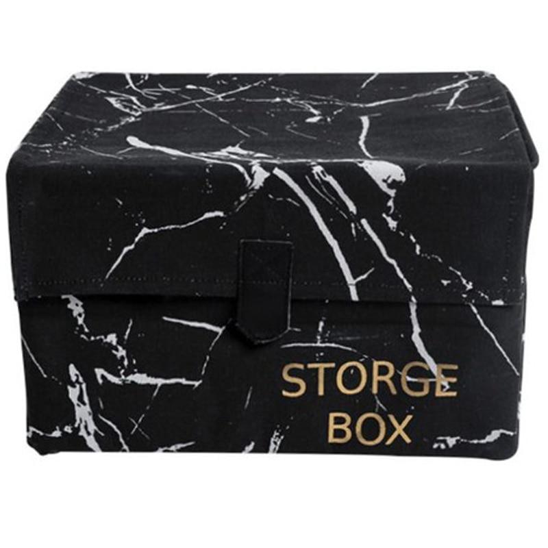 Portable Marble Storage Box Moisture Proof Dust-Proof Storage Box Organizer With Holder Home Bathroom Supplies