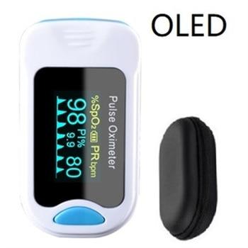 Παλμικό οξύμετρο OLED Προϊόντα Περιποίησης Προϊόντα Υγείας MSOW