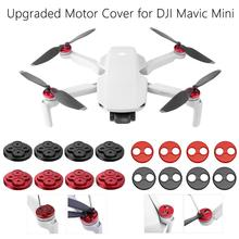 4PCS Upgraded Motor Cover for DJI Mavic Mini Dustproof Waterproof Motor Protector Motor Caps for Mavic Mini Accessories