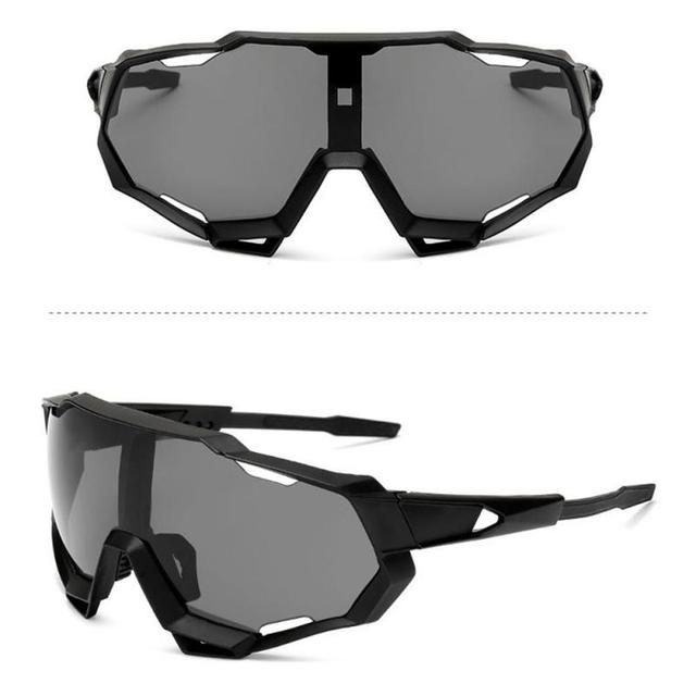 Prova e computador à prova de explosão profissional polarizado óculos de ciclismo óculos de bicicleta esportes ao ar livre óculos de sol uv 3