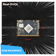 Face-Recognition 4g-Module Emmc-Support RK3399V2 16GB SOM Live 4GB MIPI EDP Friendlyelec