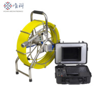 Security Borescope thermal Inspection Camera with Dia.40mm camera head