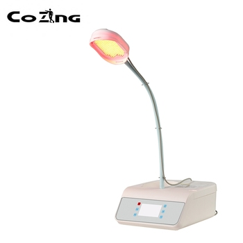 Red Light Near Infrared Therapy Led Benefits Back Pain Reliever Home Use