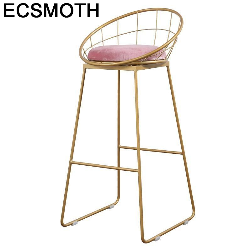 Cadir Todos Tipos Barkrukken Stoelen Banqueta Sandalyesi Sgabello Stoel Taburete Barstool Silla Cadeira Stool Modern Bar Chair