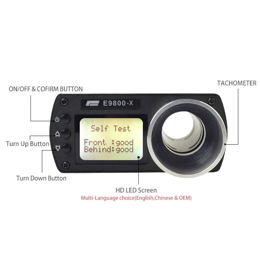 Airsoft Lcd Gun Speed Tester Bbs Schieten Chronograph Met Statief Jacht Airsoft Speed Tester Lcd-scherm