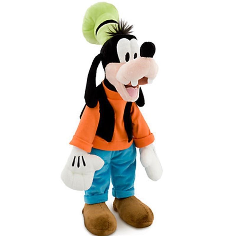 Disney Микки Мышь 30 см мягкие кино плюшевые игрушки из мультфильмов Гуфи ТВ-игрушка