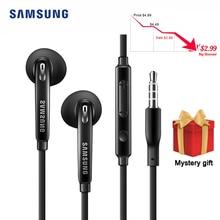 Samsung EG920 Wired Headset with 3.5mm In-Ear Plug Speaker Microphone Earphone S