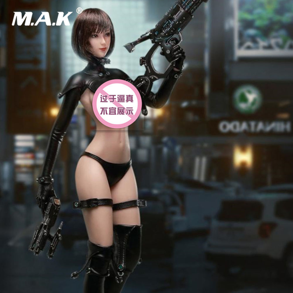 Collectible TS02/TS03 Full Set Figure Model 1/6  TOYSEIIKI Gantz Reika & Anzu Seamless Action Figure Model For Fans Gifts