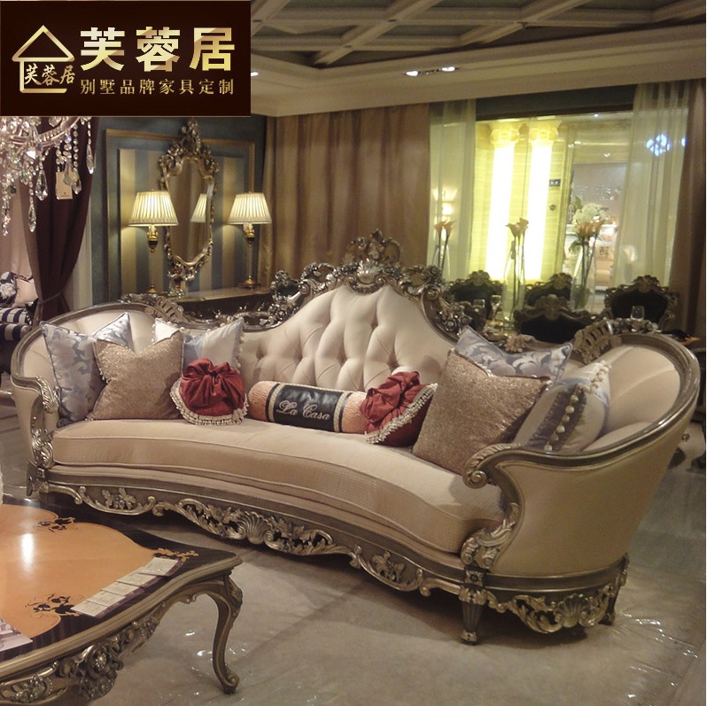 19th Century Glorious Palace Abbey Sofa Set with Claws / Chateaux Sumptuous 1+2+3 Seaters 6