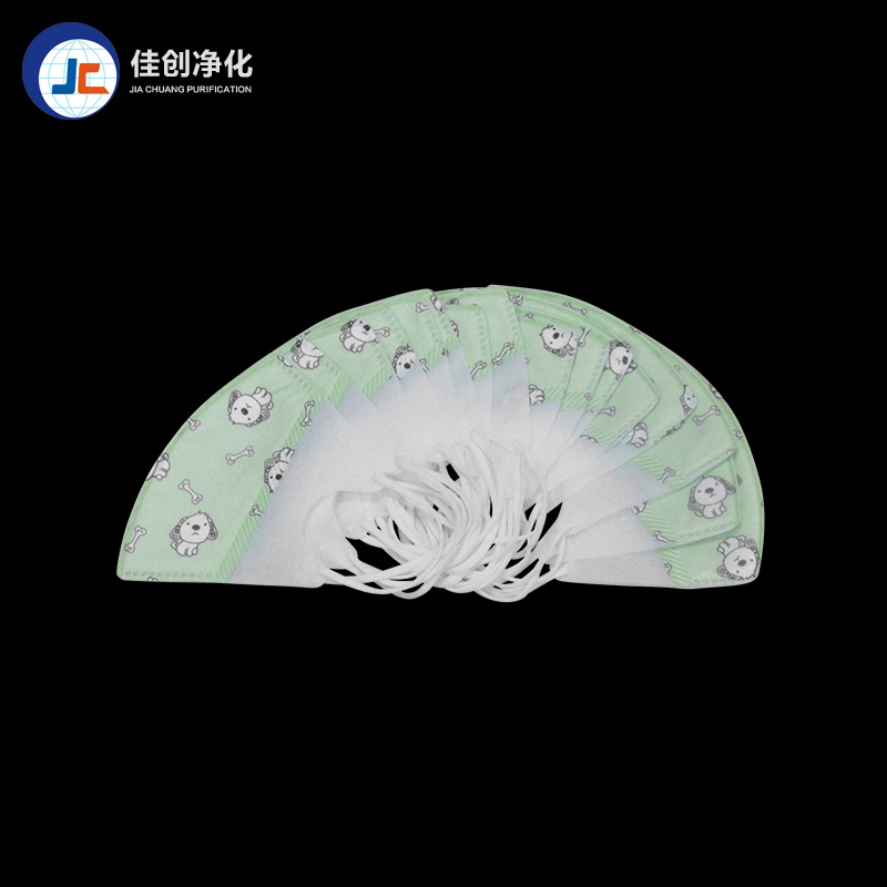 Manufacturers Currently Available Wholesale Children Foldable Printed Face Mask Anti-Flu Haze Odor PM2.5 Cartoon Stereo Face Mas