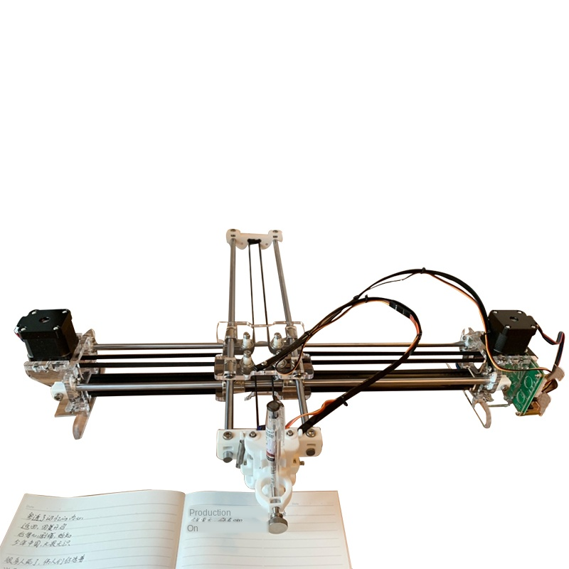 Professional Version Of Writing Robot Intelligent Automatic Imitation Handwritten Notes Filling In Forms Drawing Laser Carving