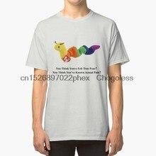 Inchworm t-shirt inchworm beanie bebê ty meme surreal surrealista meme worm arco-íris