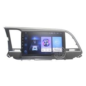 Image 2 - ハング西安 2 喧騒車のラジオ autoradio 現代エラントラ 2016 カー dvd プレーヤー GPS ナビゲーション車のアクセサリー 2 グラム + 32 グラム 4 グラムインターネット