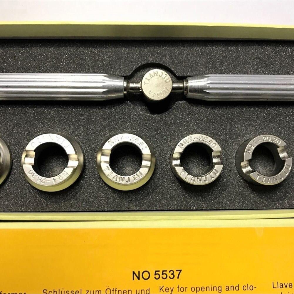 7 pçs conveniente durável relógio ferramenta de