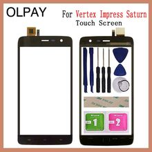 OLPYA 5.0'' Mobile Phone Touchscreen For Vertex Impress Satu