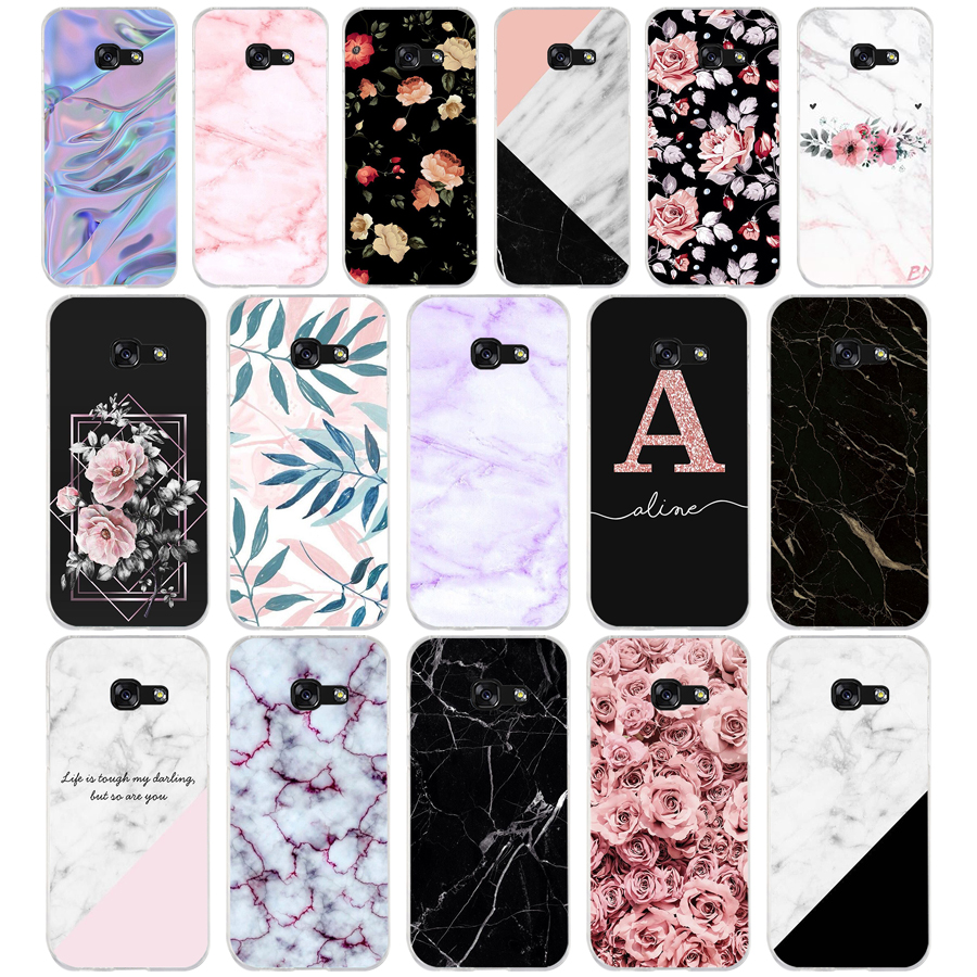 156FG Granite Scrub Marble Stone Soft Silicone Tpu Cover phone <font><b>Case</b></font> for <font><b>Samsung</b></font> a3 2016 a5 <font><b>2017</b></font> <font><b>a6</b></font> plus a7 a8 2018 s6 7 8 9 image