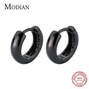 Modian New Black Style Charm R