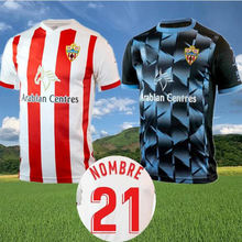 2020 ud almeria camiseta de futbol 21 union deportiva guti sekou