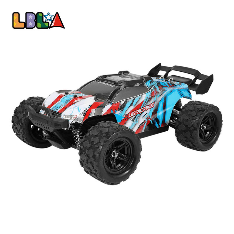 HS 18321 1/18 2.4G 4WD 36km/h RC Racing Car Off-road Model Big Foot Monster Truck Remote Control Vehicle RTR Model Toy for Kids