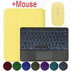 Yellow Black Mouse