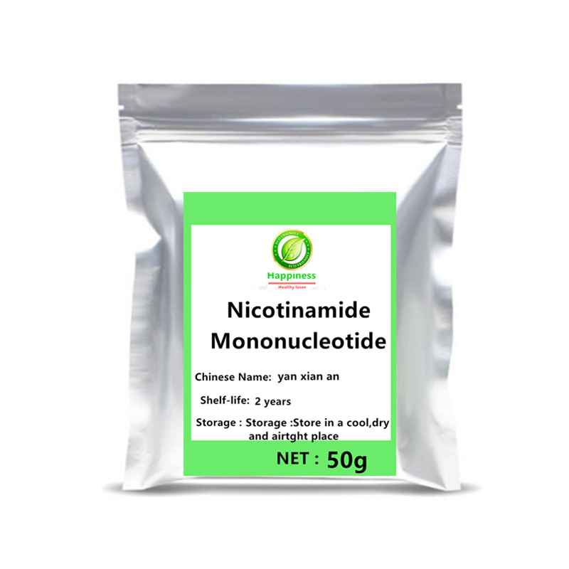 Hot Sale Best Price Nicotinamide Mononucleotide Riboside Nmn Extract Powder 1pc Nutrition Festival Top Skin Face Body Glitter .