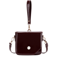 MONNET CAUTHY New Arrivals Bags for Women Concise Leisure Fashion Cute Mini Crossbody Bag Solid Color Wine Red Blue Black Flap
