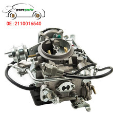 Carburador de alta qualidade 21100-16540 2110016540 para toyota corolla 4af 1.6l 2 barril 1988-1991 garantia 20000 milhas
