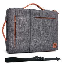 Multi-use Strap Laptop Sleeve Bag With 2 Handle For 10