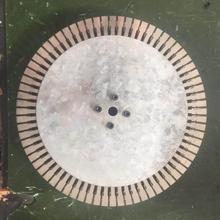 Ручная металлическая переносная запасная часть для тиснения собачьей бирки