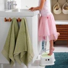 Детский табурет нескользящий стул-отлично подходит для обучения горшку, ванной комнаты, спальни