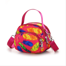 Women Bag Waterproof Mini Handbags Printing Bags For 2019 Casual Small Package Over The Shoulder Purse Phone Hot Sale