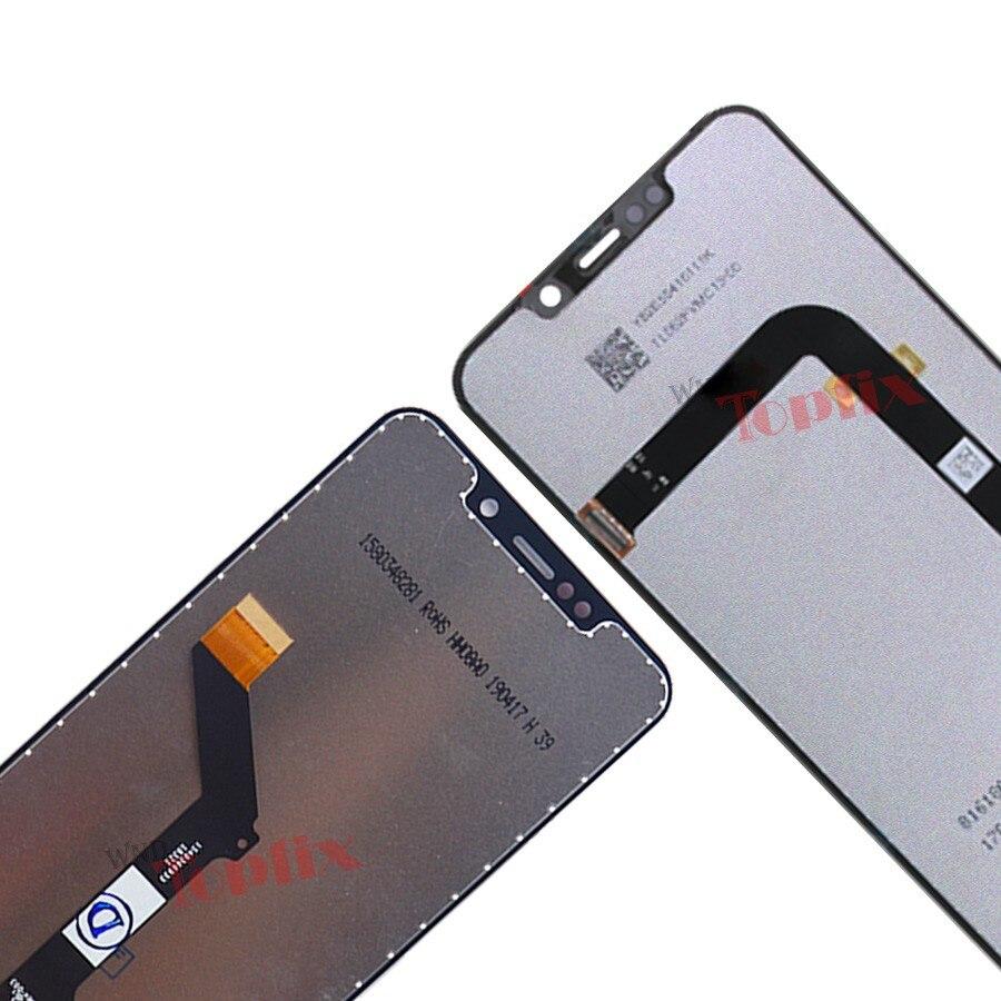 Moto P30/Moto P30 Play/One Power Note LCD