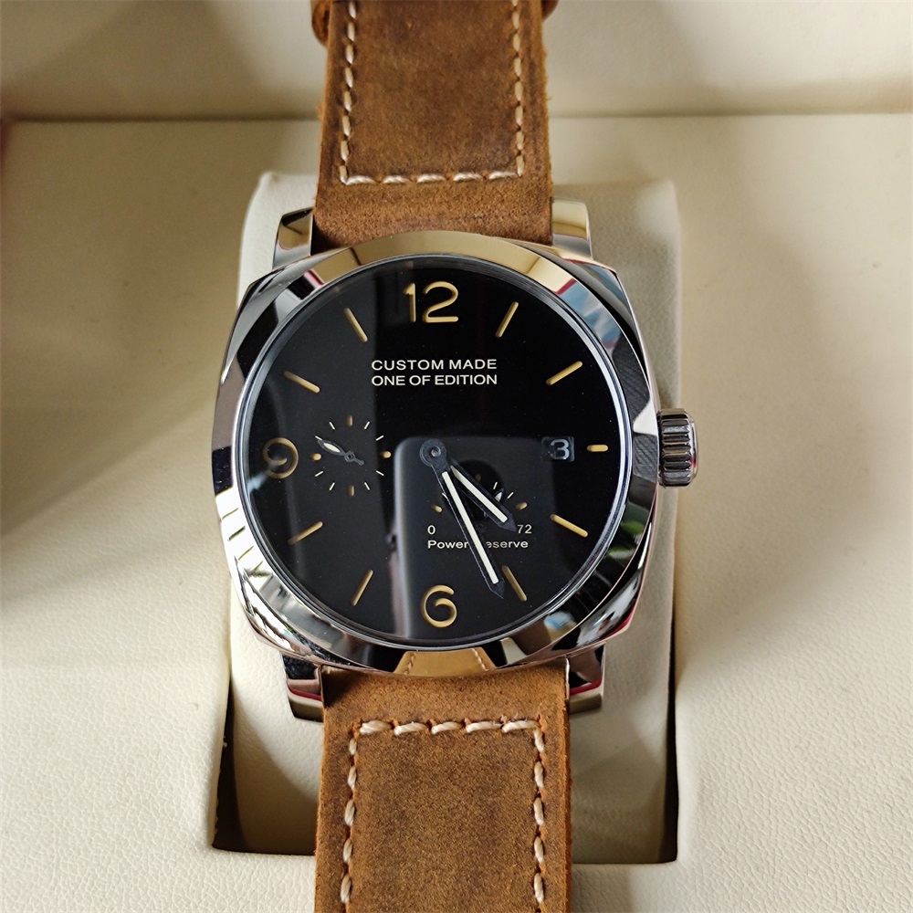 44mm Seagull Fully Automatic Mechanical Men