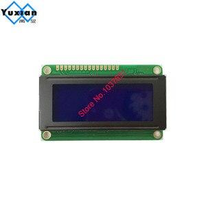 Image 3 - Livraison gratuite 2 pièces petit mini taille 2004 20*4 écran lcd 77*47mm bleu 5v 2004E au lieu WH2004D PC2004 C