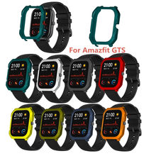 45# PC Watch Band Case Cover Frame Shell Protector Replacement for xiaomi Huami Amazfit GTS Smart watch accessories(China)