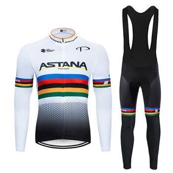 2020 preto astana roupas de ciclismo bicicleta jérsei secagem rápida dos homens roupas verão equipe ciclismo jérsei 9dgel bicicleta shorts conjunto 14