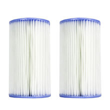 2 PC Easy Set Zwembad Type EEN Filter Cartridge Voor Intex 28604 Filter Cartridge Water Filter Cleaner Zwembad Accessoires 724(China)