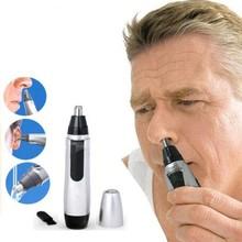 1 шт. триммер для удаления волос из ушей и носа, триммер для удаления волос на лице, триммер для личного ухода за лицом для мужчин
